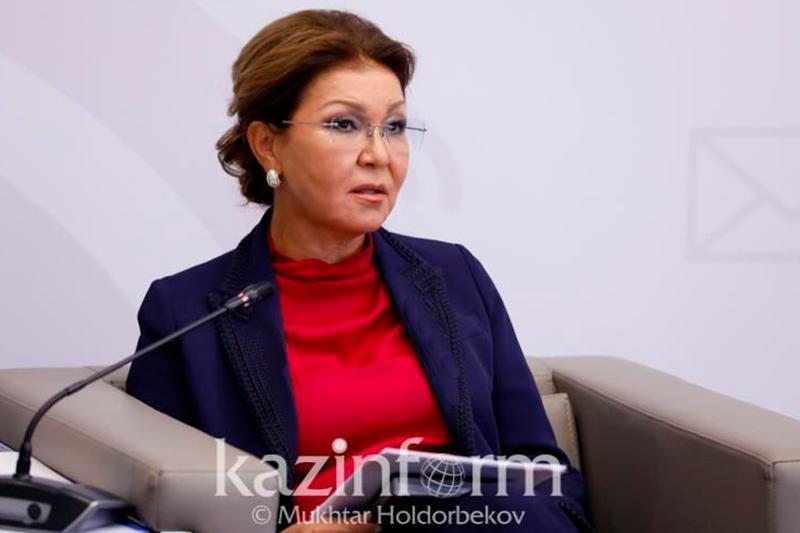 Дарига Назарбаева сомневается в статистике касательно доступа к интернету