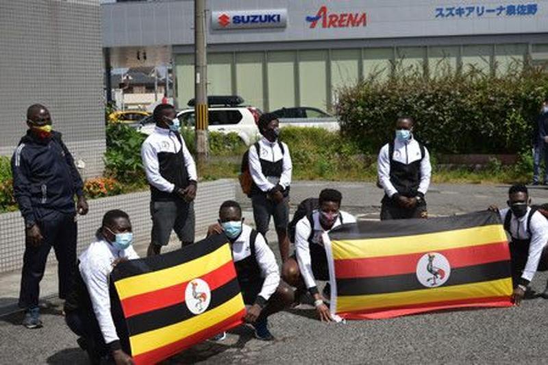 2ndUgandan Olympic team member in Japan tests positive for COVID