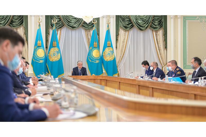 Президент поручил проверить готовность инфраструктуры учреждений образования к новому учебному году
