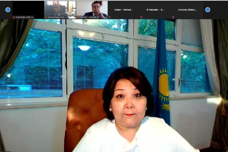 Kazakhstan participates in meeting of UN Human Rights Council