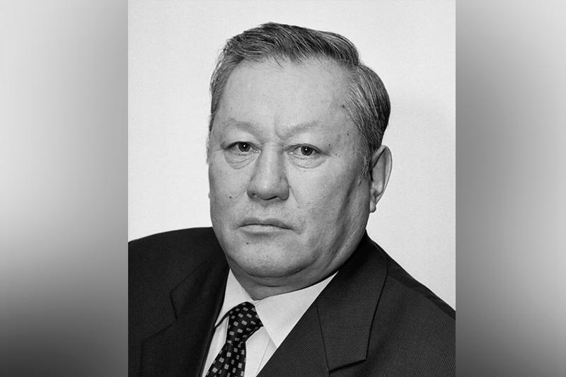 Скончался государственный деятель Куаныш Алпысбеков