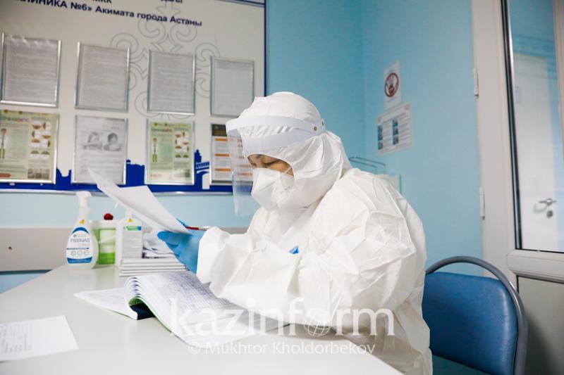 哈萨克斯坦已接种疫苗的1400多人确诊感染新冠肺炎
