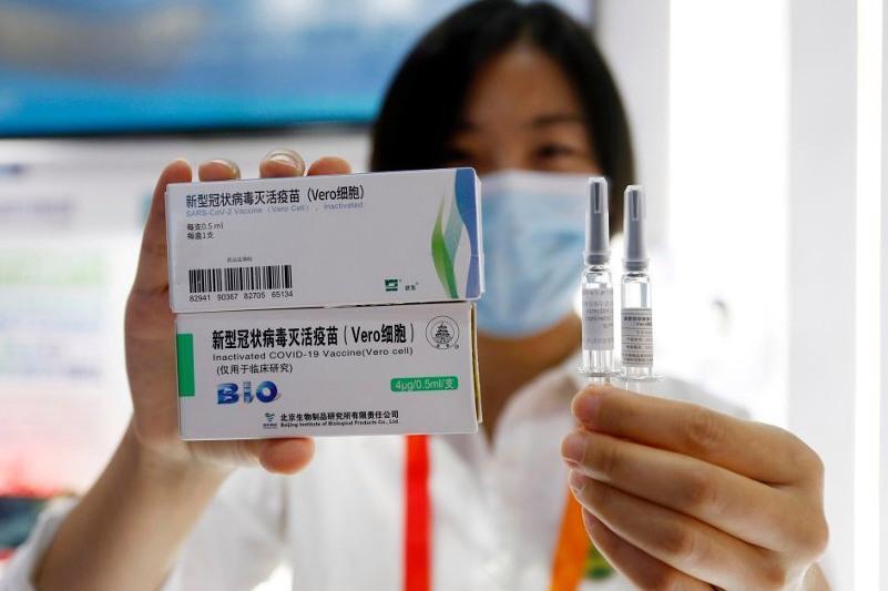 中国4款疫苗列入对外出口新冠疫苗产品清单