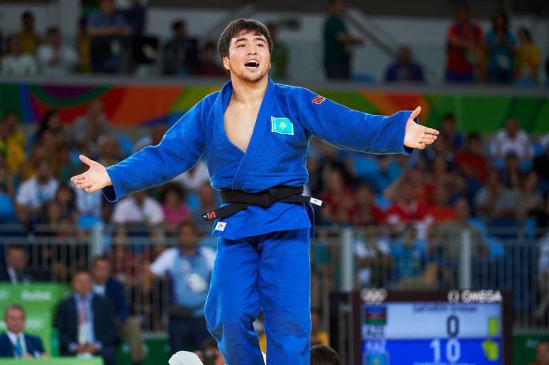 Два карагандинских дзюдоиста завоевали лицензии на Олимпийские игры