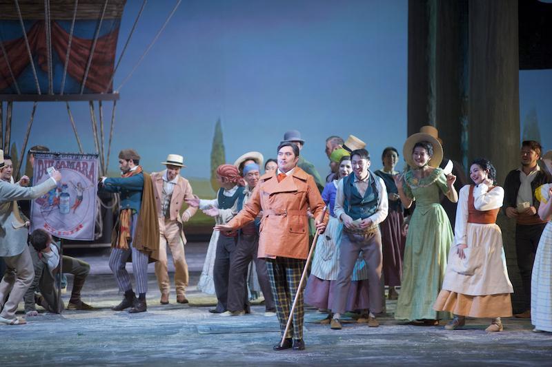Итальянские певцы выступят на сцене «Астана Опера»