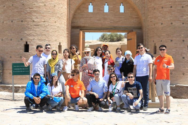 В Туркестане завершился международный молодежный саммит тюркоязычных стран