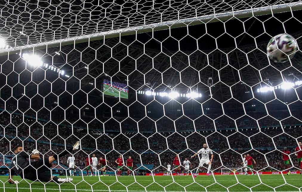 Euro 2020 Round of 16 teams confirmed