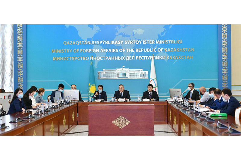 CICA Senior Officials Committee held a meeting