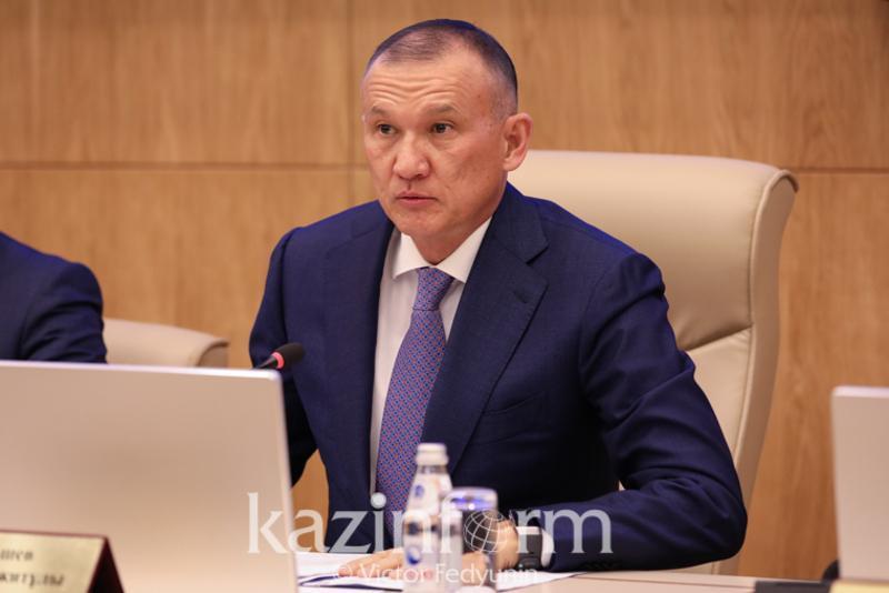 Kazakh CEC chairman is under quarantine