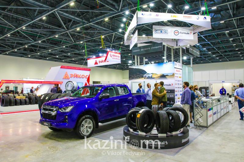 Выставки Automechanika Astana и Futuroad Expo Astana открылись в столице