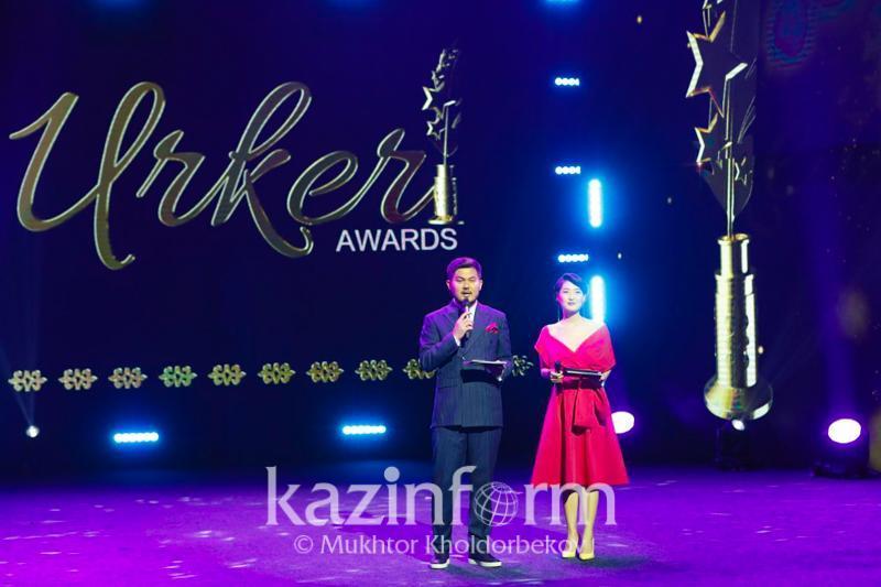 Winners of 2021 Urker Awards announced in Nur-Sultan