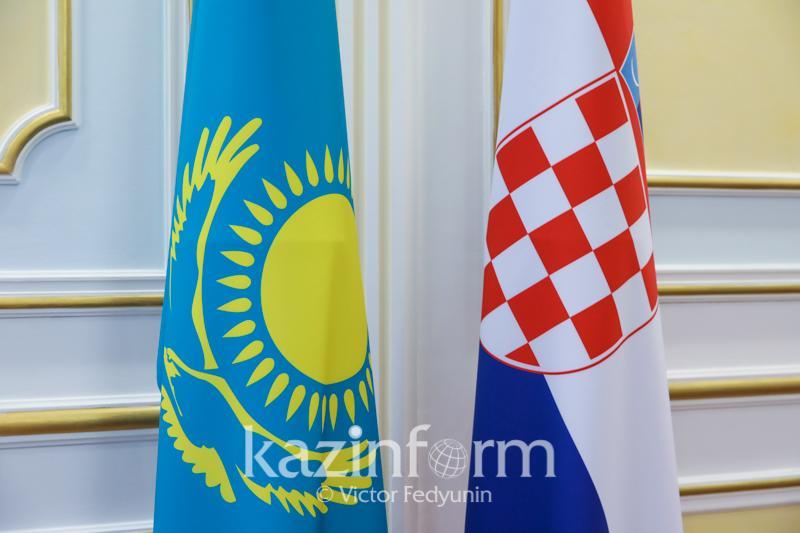 В Загребе провели круглый стол, посвященный 30-летию Независимости Казахстана
