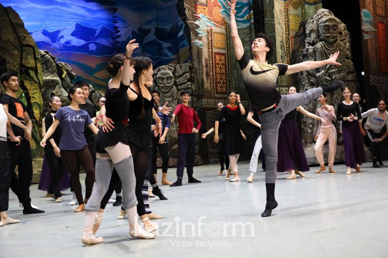 «Қозы Көрпеш – Баян сұлу» алғаш балет түрінде сахналанады