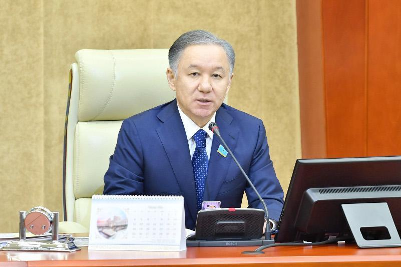 Kazakh Majilis Speaker decrees to convene Parliament Jun 30