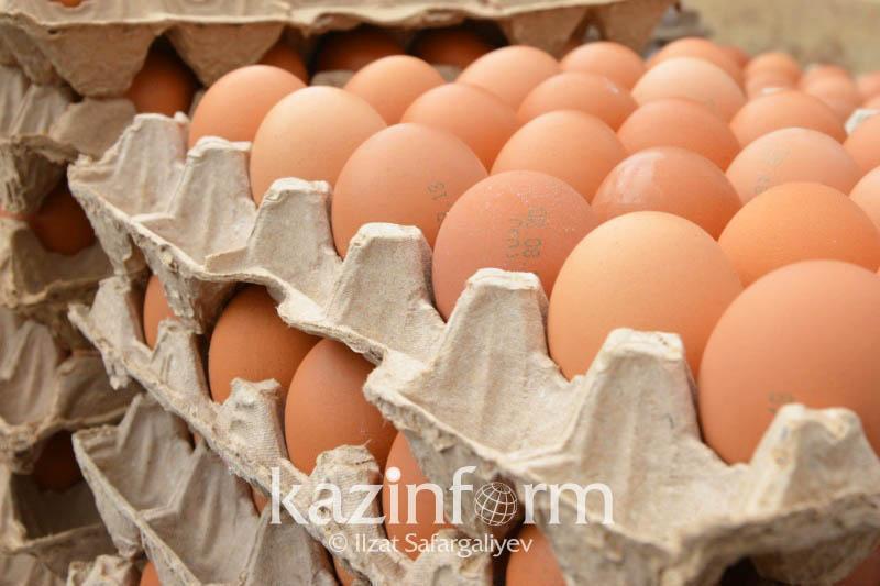 Летом куриные яйца продаются ниже себестоимости