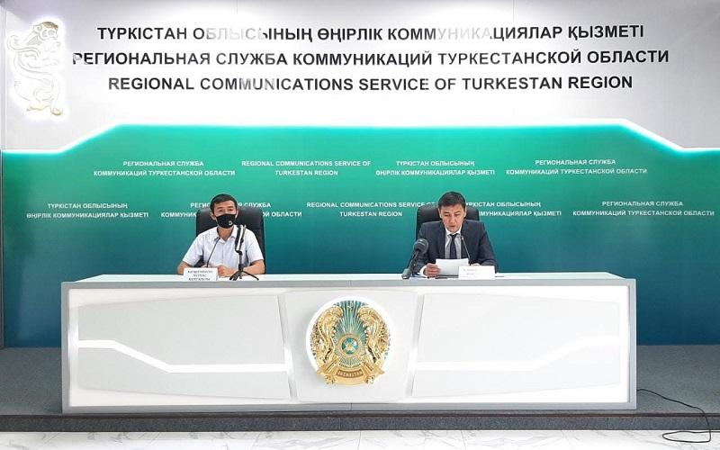 Túrkistan oblysy bıýdjetine jyl basynan beri 122 mlrd teńgeden astam kiris tústi