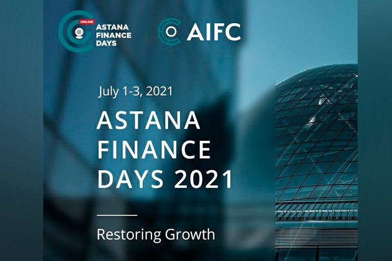 Registration to the ASTANA FINANCE DAYS 2021 conference now open!