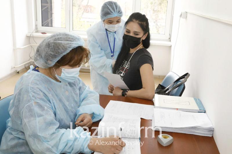 Заболеваемость коронавирусом в Нур-Султане выросла за последнюю неделю