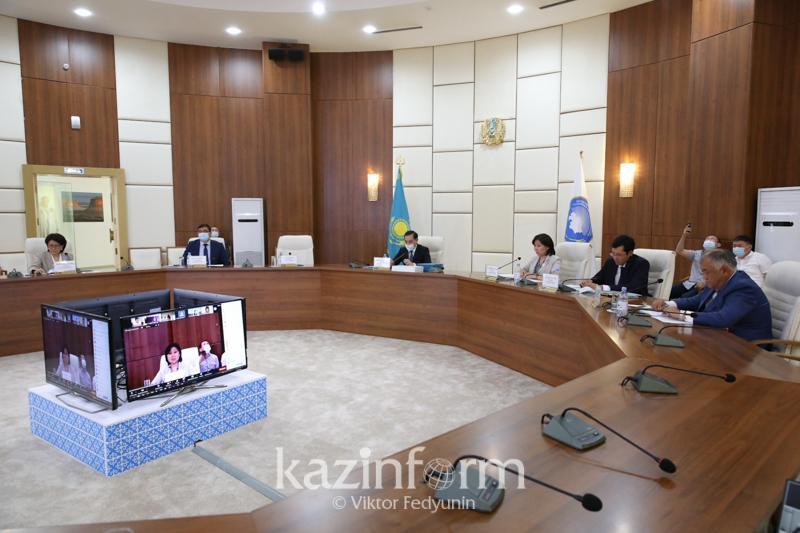 Assambleıanyń táýelsiz Qazaqstan tarıhyndaǵy róli talqylandy