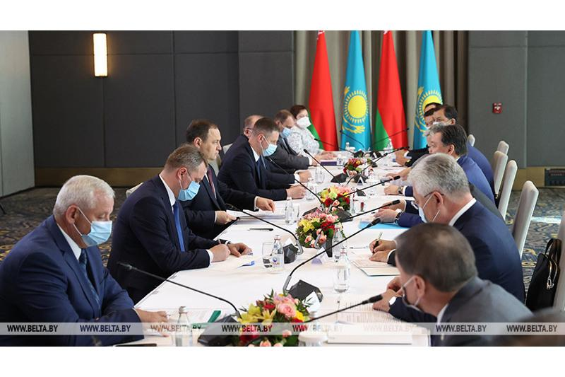 PM: Trade and economic relations at the heart of Belarus-Kazakhstan cooperation