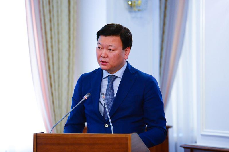 Kazakh Health Minister talks about pace of vaccination at Government's session