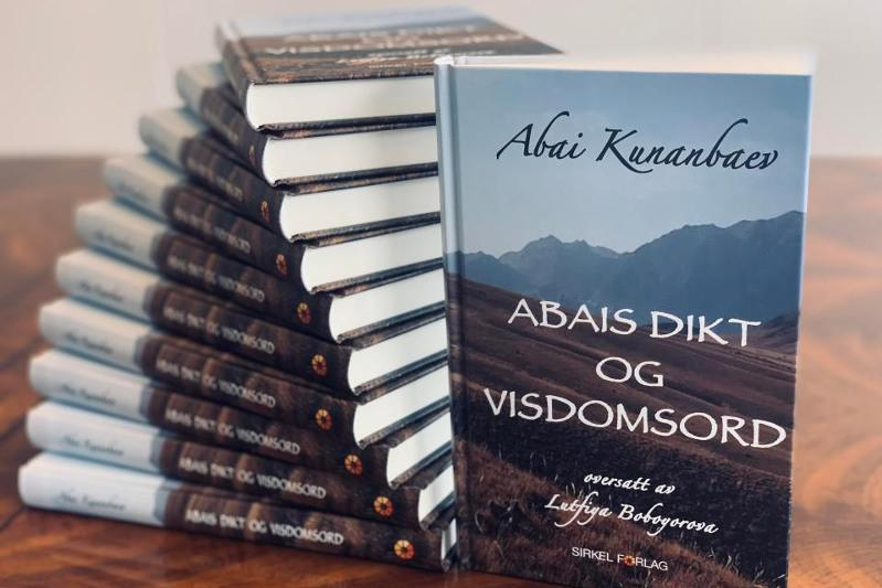 Abai's Works for the first time presented in Norwegian