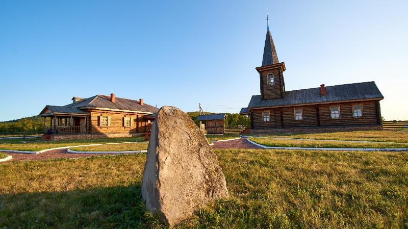 哈萨克斯坦著名景点介绍:瓦里汗诺夫家族庄园博物馆