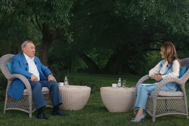 Фильм «Штрихи к портрету. Лидер» покажут на телеканале «Хабар»