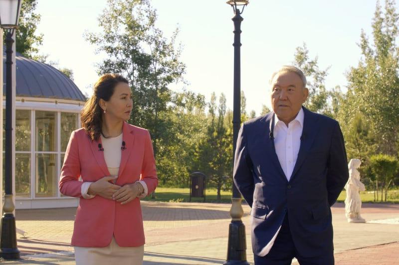 Новый документальный проект «Nur-Sultan. Қолтаңба» покажут на телеканале «Qazaqstan»