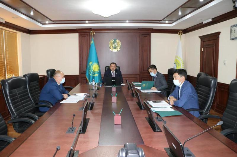 Kazakhstan attends CIS Electric Power Council sitting