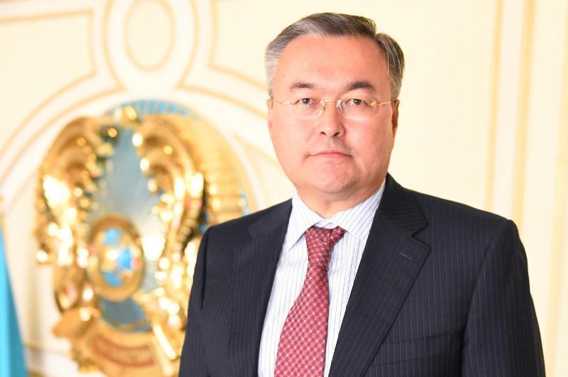 Қозоғистон Республикаси Ташқи ишлар вазири дипломатларни касб байрами билан табриклади