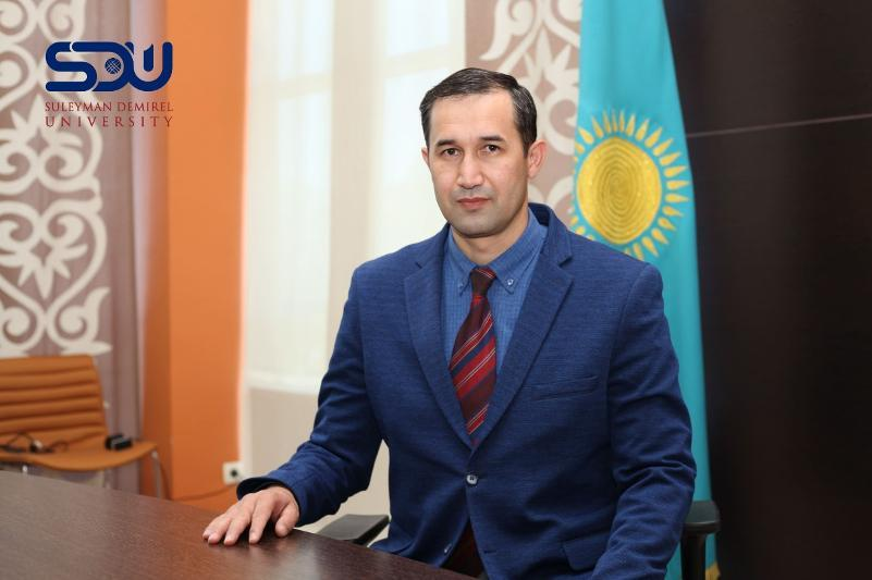 New rector of Suleyman Demirel University named
