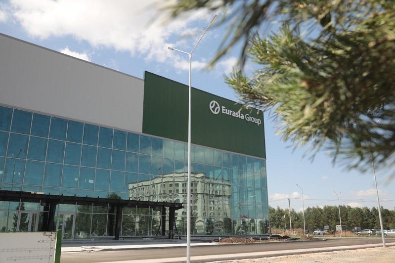 Завершается строительство самого крупного в СНГ сервисного центра по обслуживанию сельхозтехники в Кокшетау