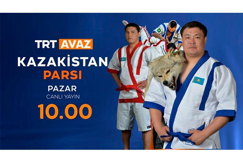 TRT Avaz telearnasy «Qazaqstan barysy» týrnırin tikeleı efırden kórsetedi