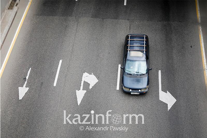Движение по улице Розыбакиева частично ограничат до осени в Алматы
