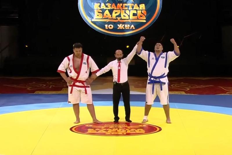 Qazaqstan Barysy турнирінің жеңімпаздары белгілі болды
