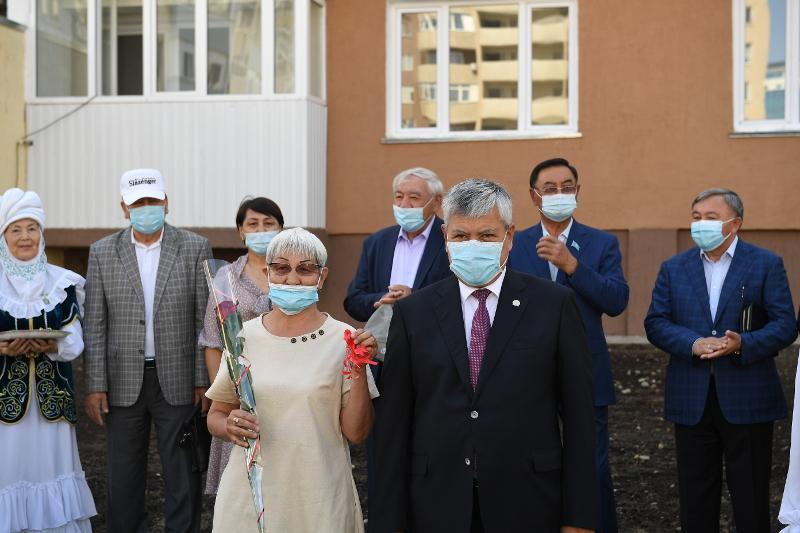Almaty oblysynda astana kúnine oraı birneshe nysan paıdalanýǵa berildi