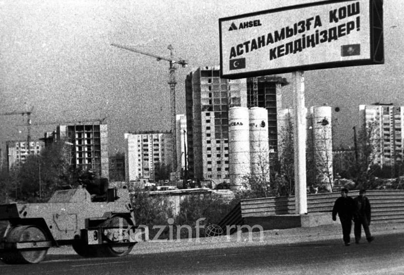 Kóne de jańa astana:Nur-Sultannyń qazirgi kelbeti qalaı qalyptasty