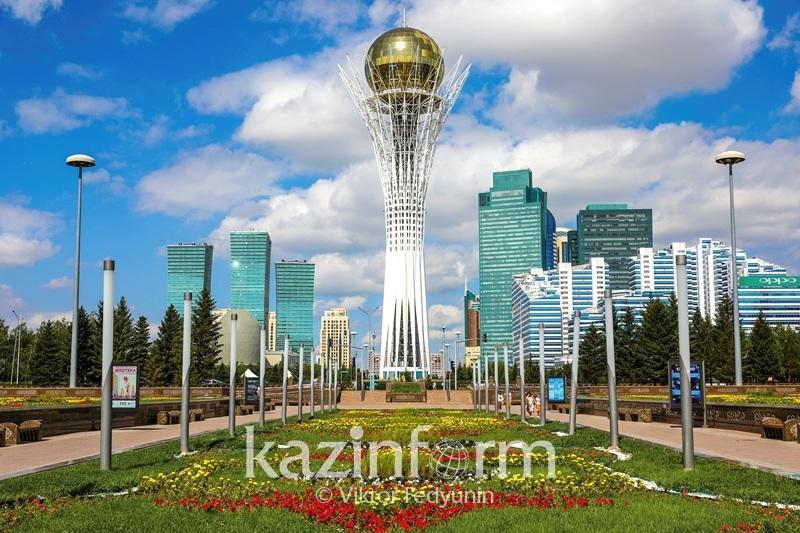 Kazakhstan marks Capital City Day