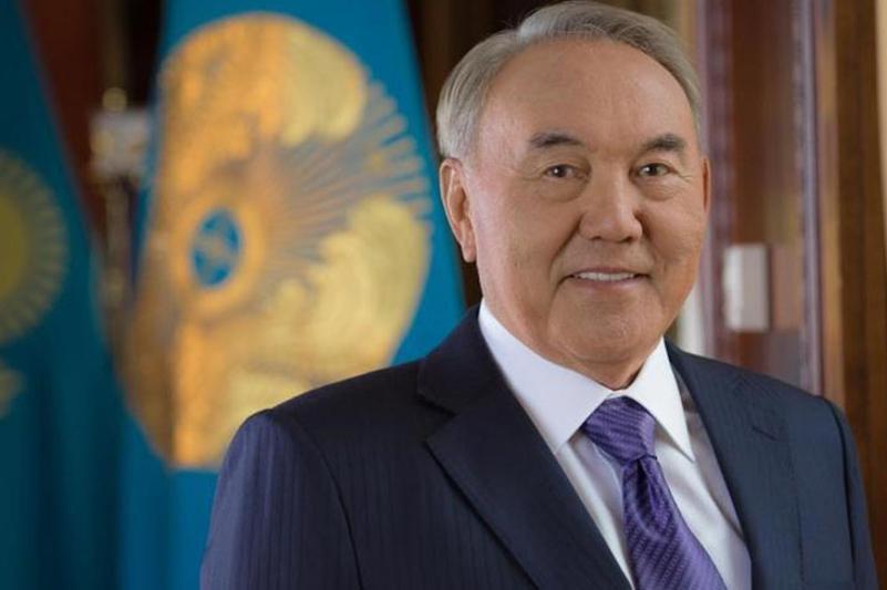 Lukashenko sends birthday greetings to Nursultan Nazarbayev