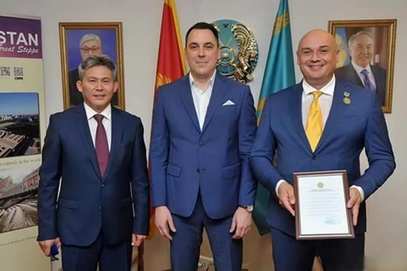 Kazakhstan opens Honorary Consulate in Montenegro