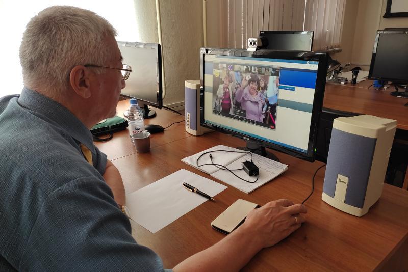 Пенсионеры Байконура приняли участие во Всероссийском чемпионате по компьютерному многоборью