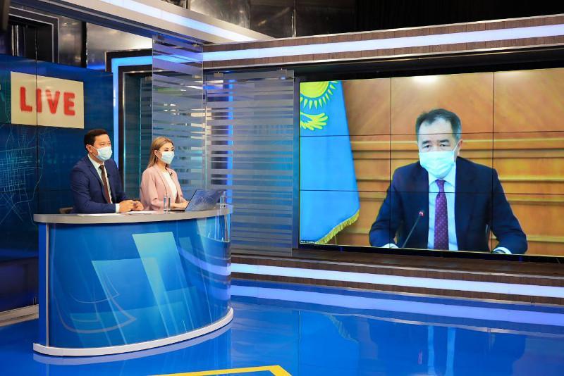 Бақытжан Сағынтаев: Алматыда эпидемиологиялық жағдай күрделі күйінде қалып отыр