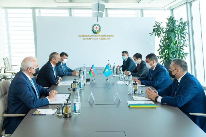 Казахстанские компании заинтересованы в восстановлении освобожденных территорий Азербайджана - посол