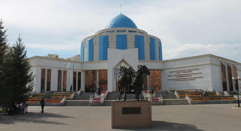 哈萨克斯坦著名景点介绍:国家军事历史博物馆