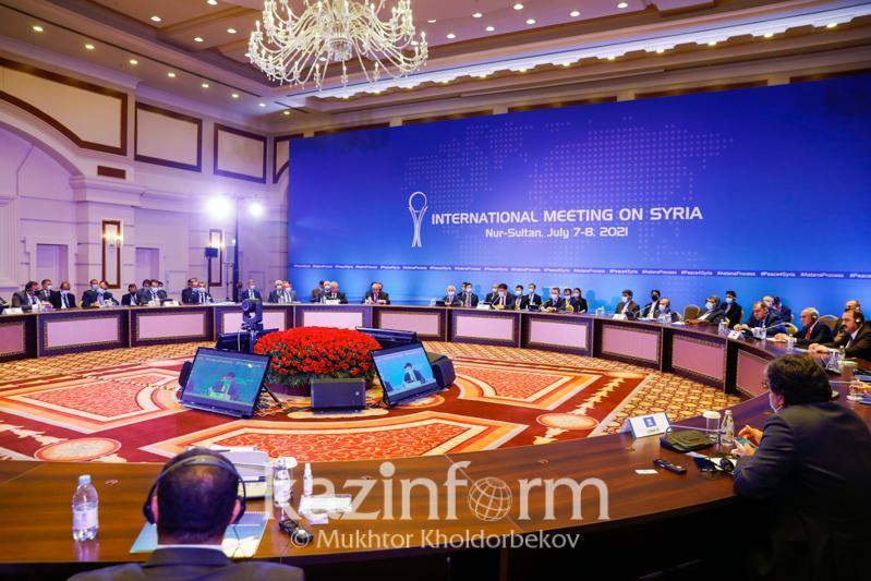 阿斯塔纳进程:担保国发表联合声明