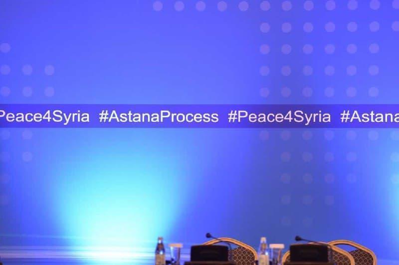 叙利亚问题阿斯塔纳进程第17轮会议将于年底召开