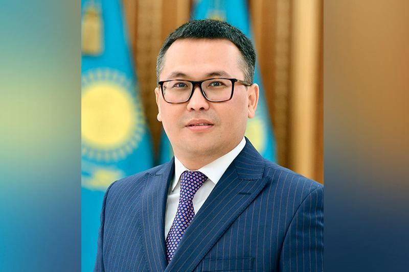 New head of Kazakh Information Committee named