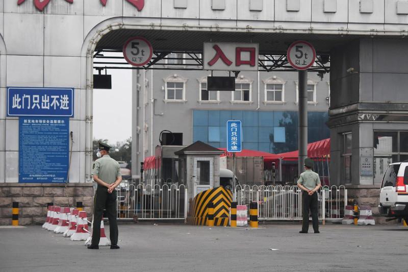 Қытайдың оңтүстік-батысында «дельта» штамының таралуына байланысты локдаун енгізілді
