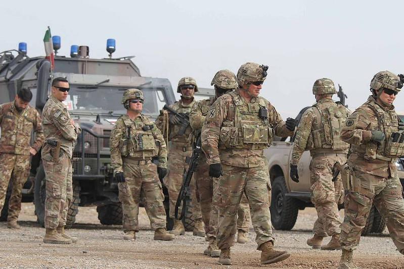Президент США назвал дату завершения военной миссии в Афганистане